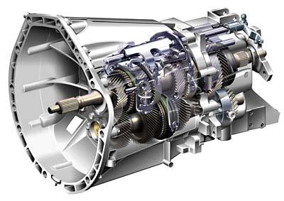 transmission automatique avec option manuelle